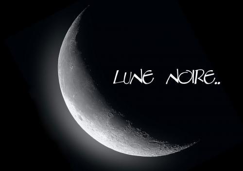 Lune Noire ..
